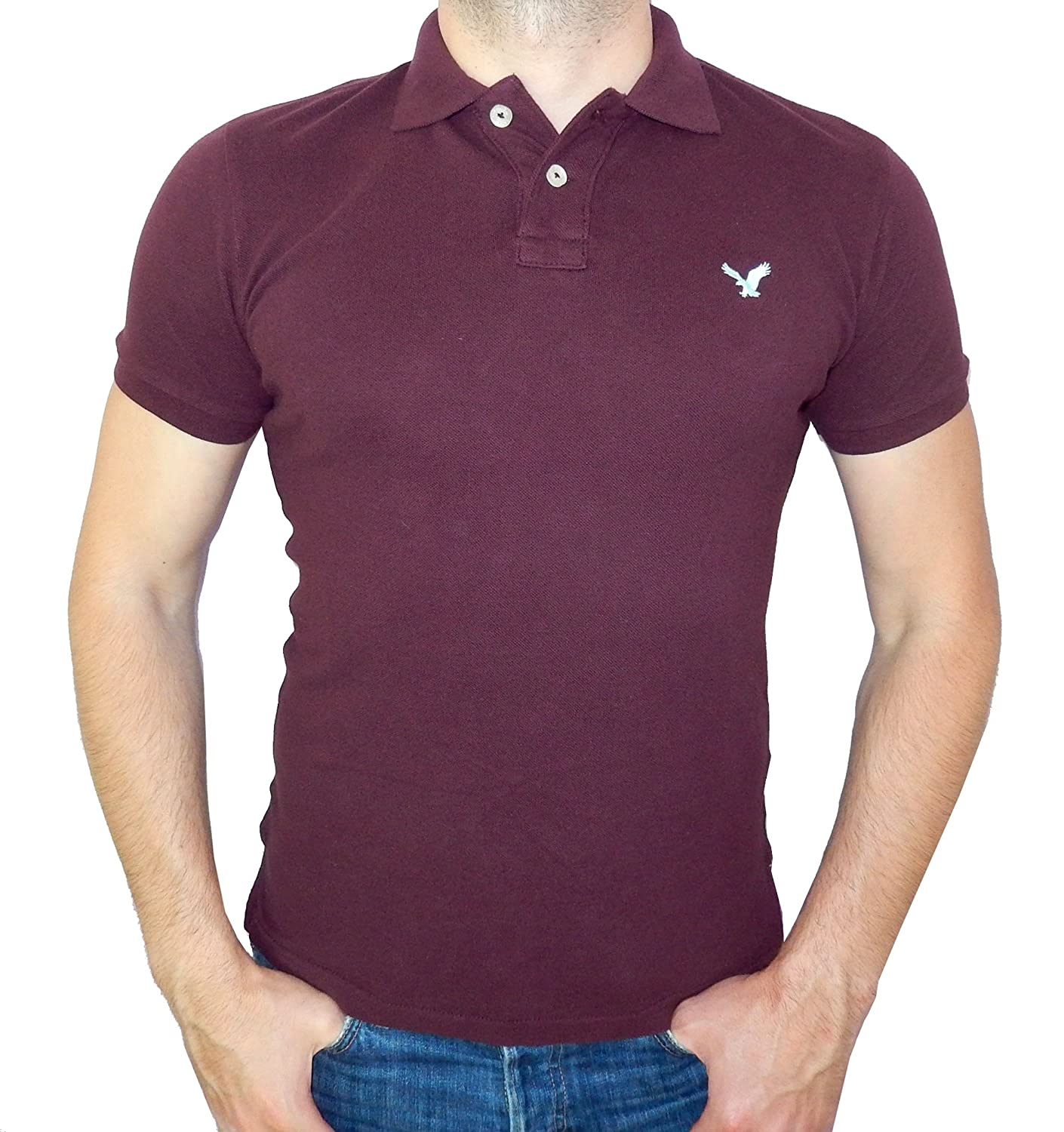 american-eagle-outfitters-mens-classic-fit-mesh-solid-polo-t-shirt