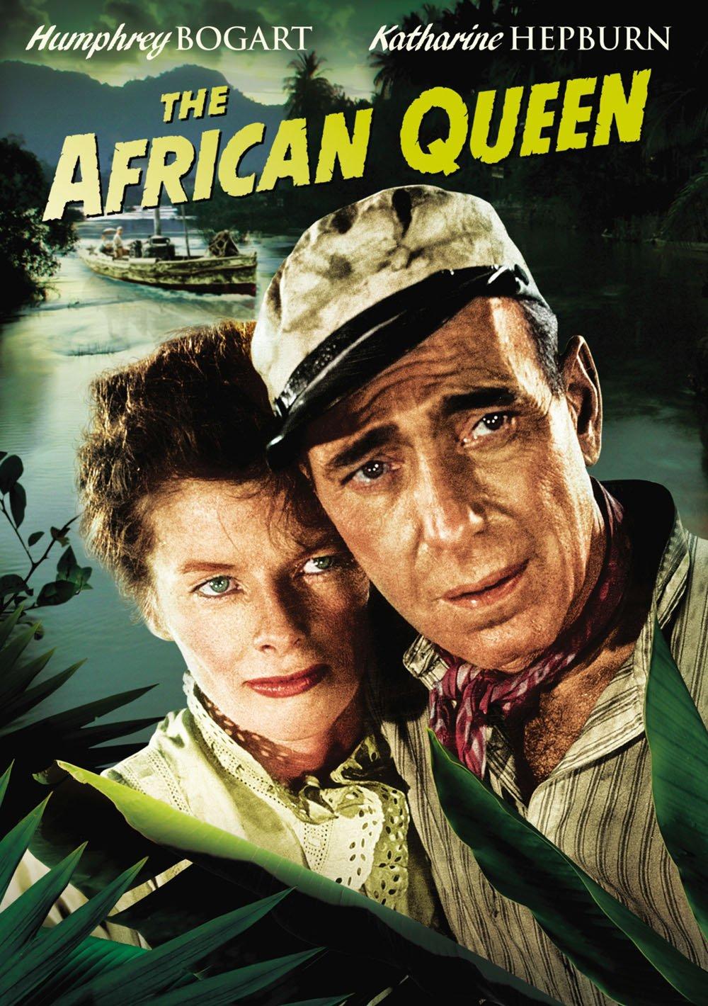 აფრიკელი დედოფალი (ქართულად) - The African Queen / Африканская королева (1951)