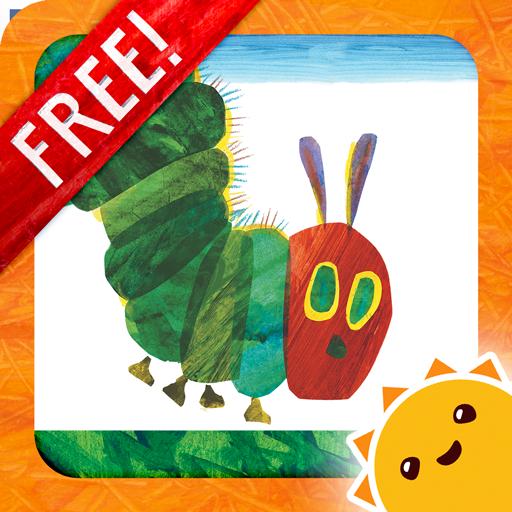 la-pequena-oruga-glotona-y-sus-amigos-juega-y-descubre-gratis