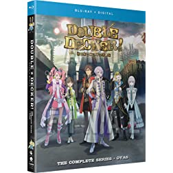 Double Decker! Doug & Kirill: The Complete Series + OVAs [Blu-ray]