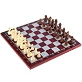 Chess Set - Wooden Chess Set - Chess Pieces - Chess Game - Chess Board - Wooden Chess -