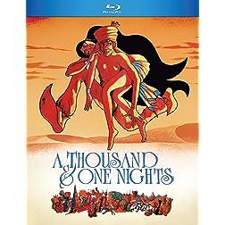 Osamu Tezuka's A Thousand & One Nights [Blu-ray]