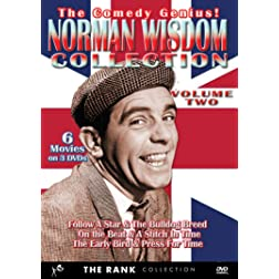 Norman Wisdom Comedy Collection Vol 2
