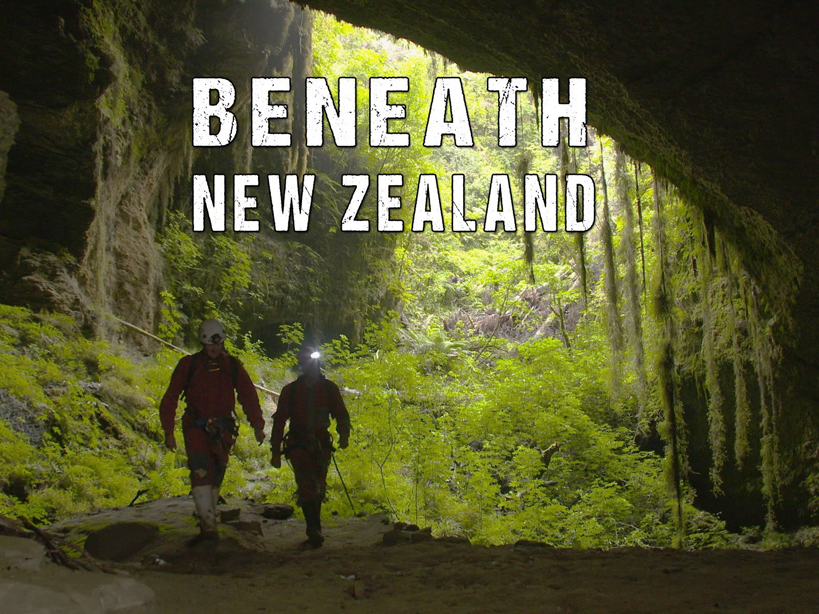 Beneath New Zealand - Season 1
