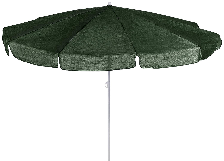 beo 121026 Sonnenschirm, Durchmesser 200 cm, dunkel grün online kaufen