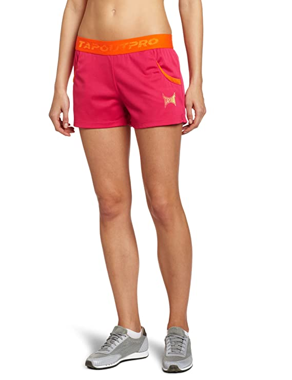 TapouT Women's The Roll-Down Athletic Short