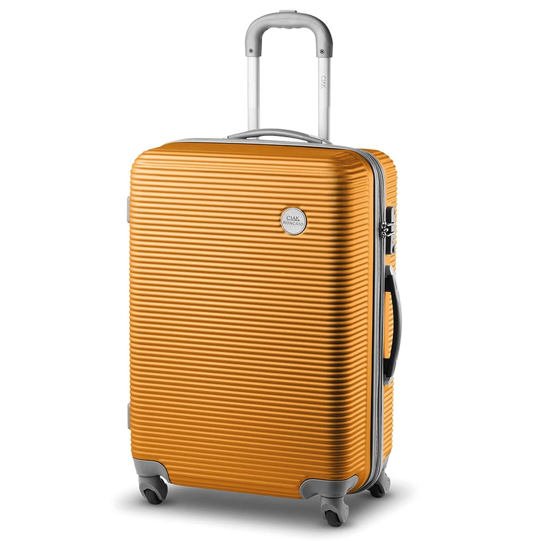 Ciak Roncato LOUNGE, 65 cm, Trolley, orange, 4 Rollen – (42.43.02.08) günstig kaufen