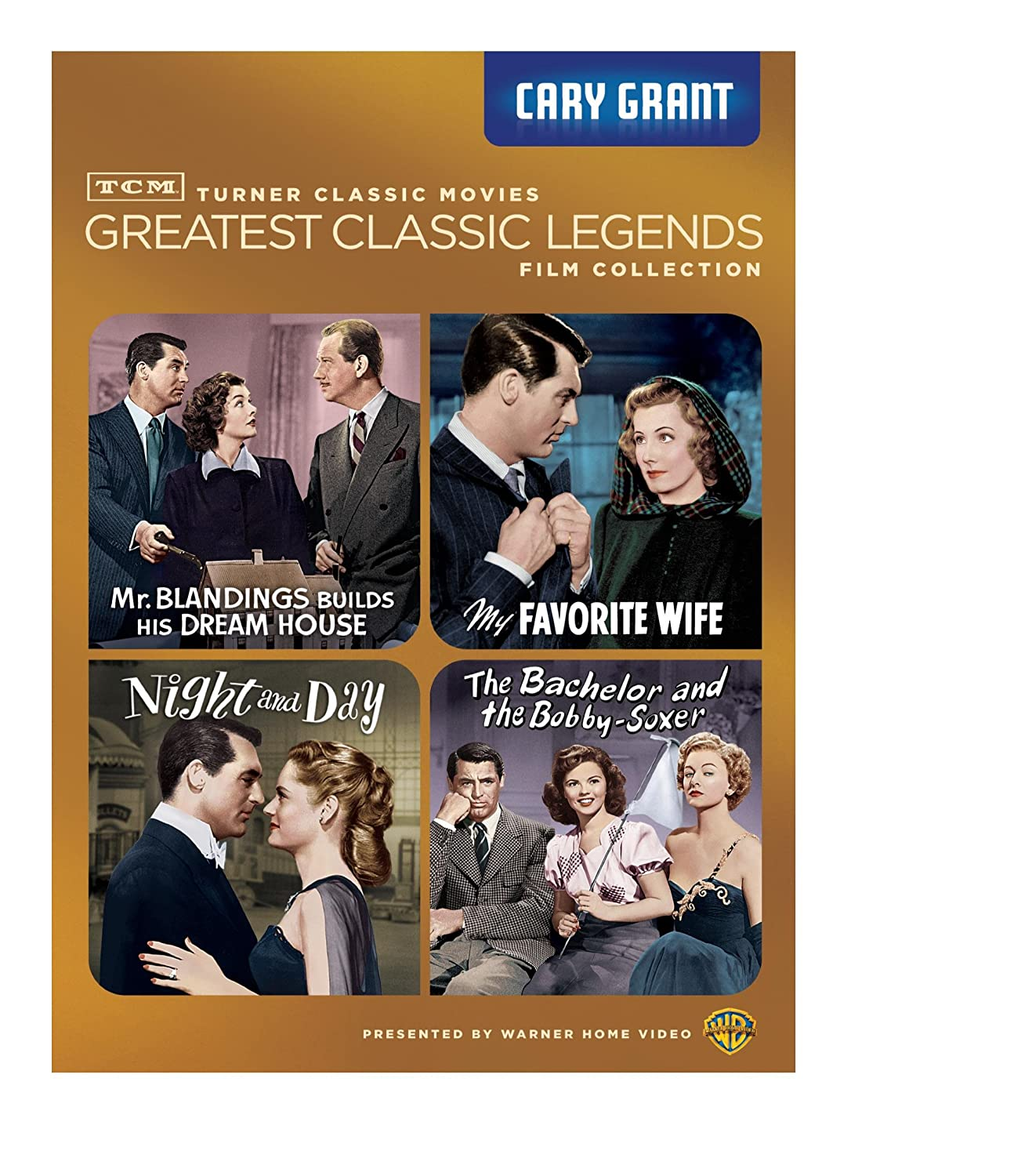 Save Up to 57% on 4-Pack Movie Classics