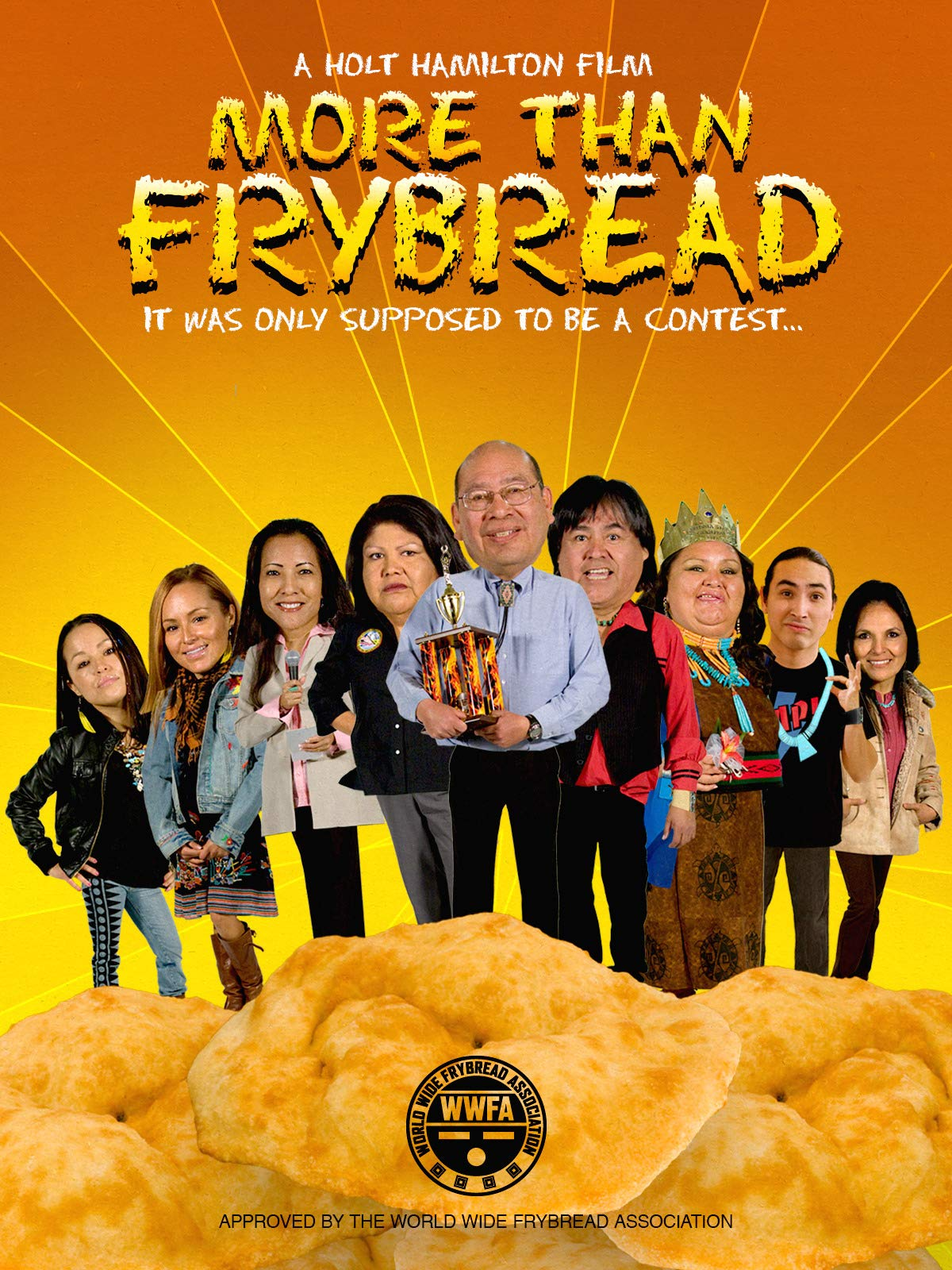 More Than Frybread on Amazon Prime Instant Video UK