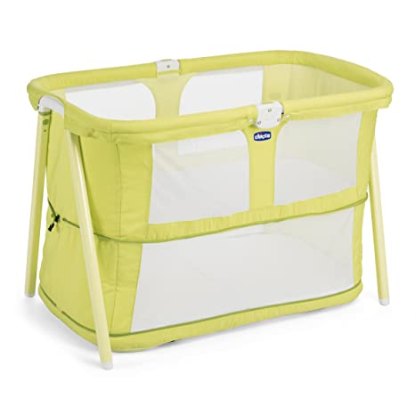 Chicco Lullago Zip Culla Lemon Drop