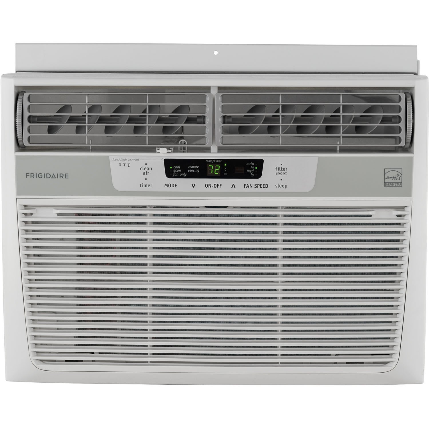 FFRE1033Q1 10 000 BTU 115V Window Mounted Compact Air Conditioner #4D6344