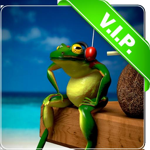 Frog Headphones