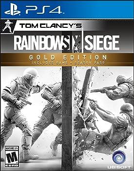 Tom Clancy Rainbow Six Siege PlayStation 4 Game