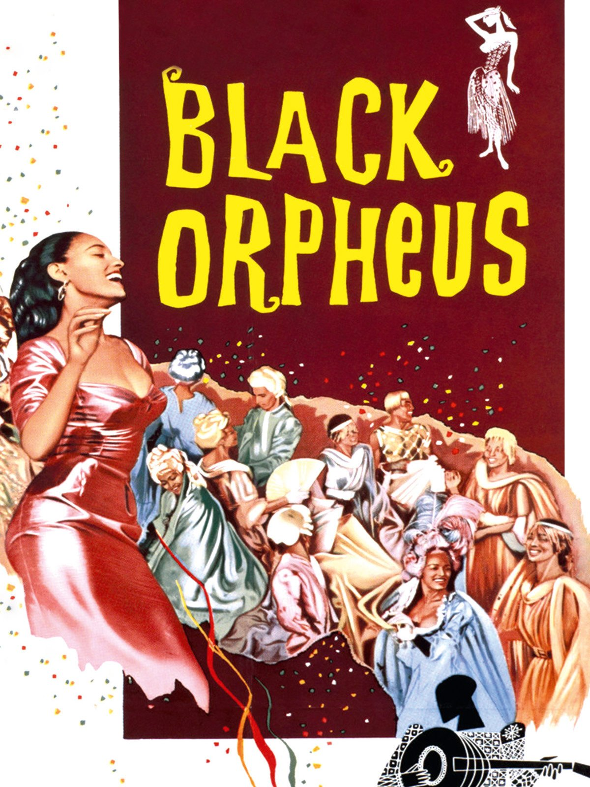 Black Orpheus on Amazon Prime Video UK