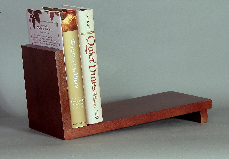 Pdf plans desktop book rack plans download diy diy dining for Diy book rack
