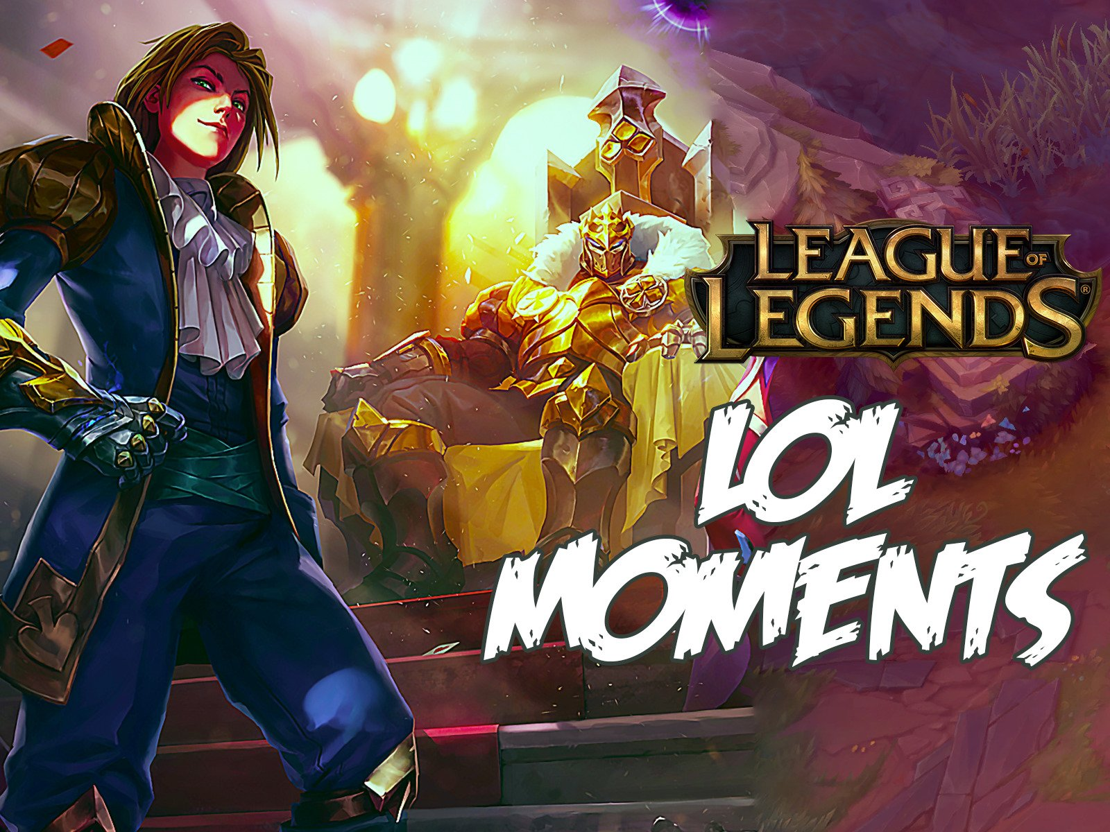 Clip: League of Legends LoL Moments on Amazon Prime Instant Video UK