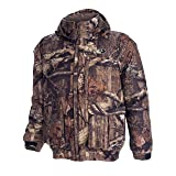 Russell Outdoors Men's Drystalker Hooded Jacket, Mossy Oak Infinity, XX-Large