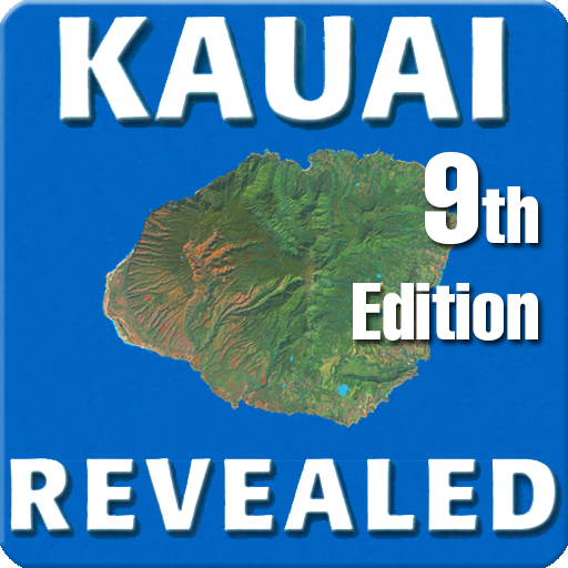 Kauai Revealed 9th Edition (Guidebook App compare prices)