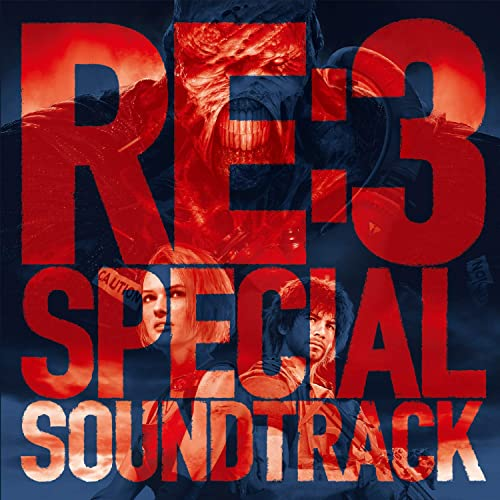 Resident Evil 3 Special Soundtrack
