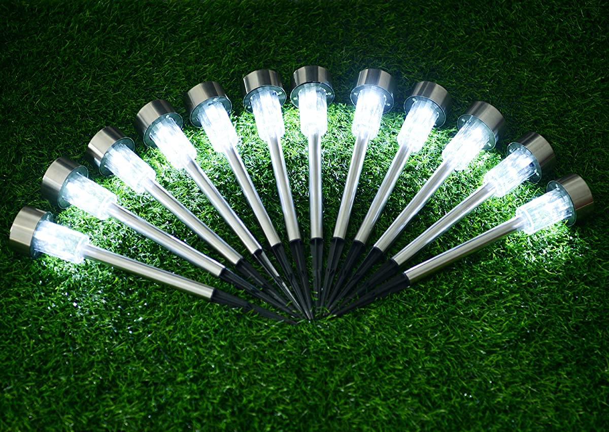 Stainless Steel Landscape Lighting for Lawn/Patio/Yard/Walkway/Driveway