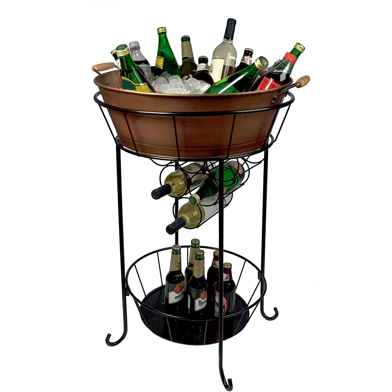 Artland Oasis Party Station, Antique Copper 0