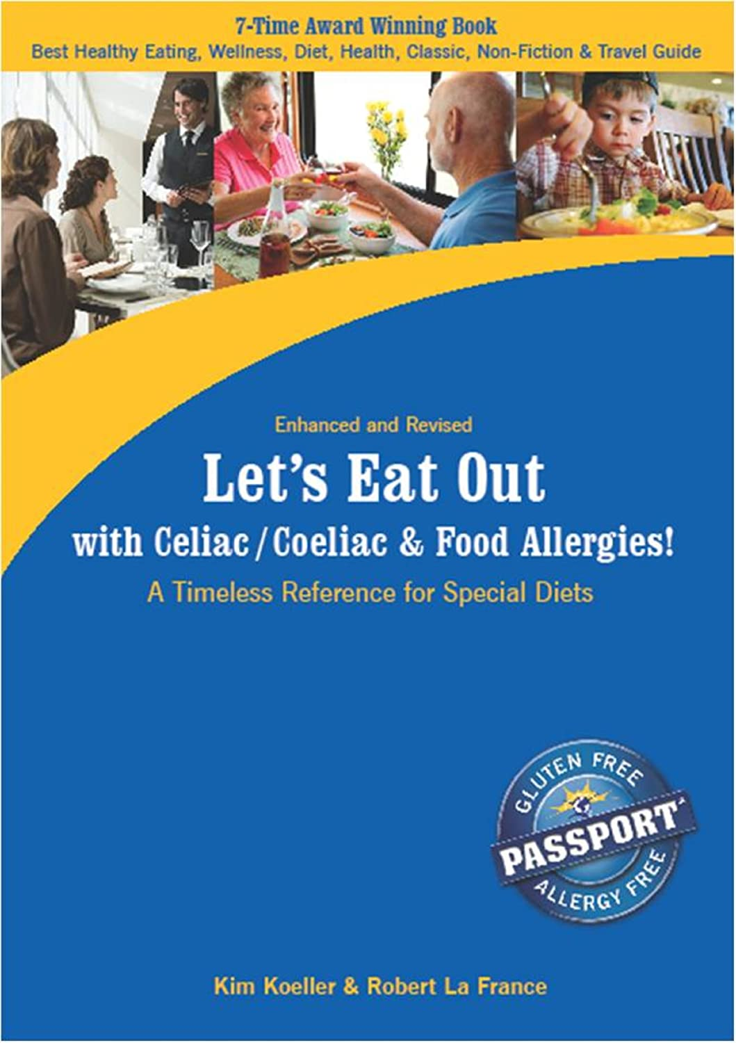Let's Eat OUt! Passport