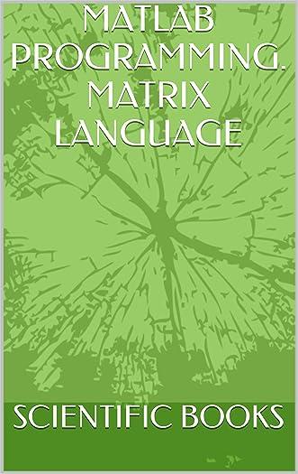 MATLAB PROGRAMMING. MATRIX LANGUAGE