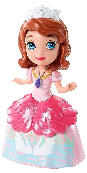 Disney - Princesse Sofia - Sofia Tea Party - Mini Poupée 9 cm