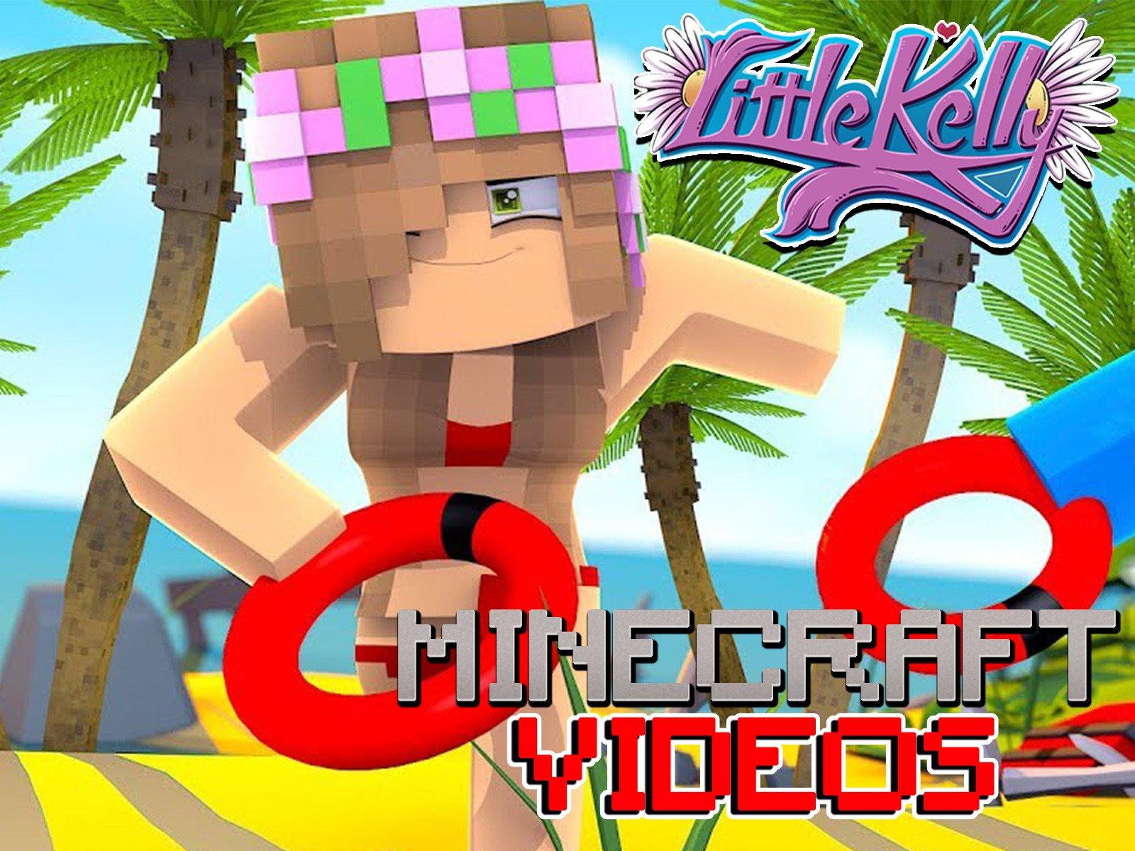 Clip: Little Kelly - Minecraft Videos - Season 2