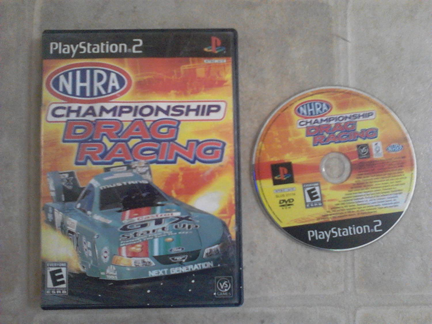 Ihra Drag Racing 2 Controls Ps2 Nhra Championship Drag Racing