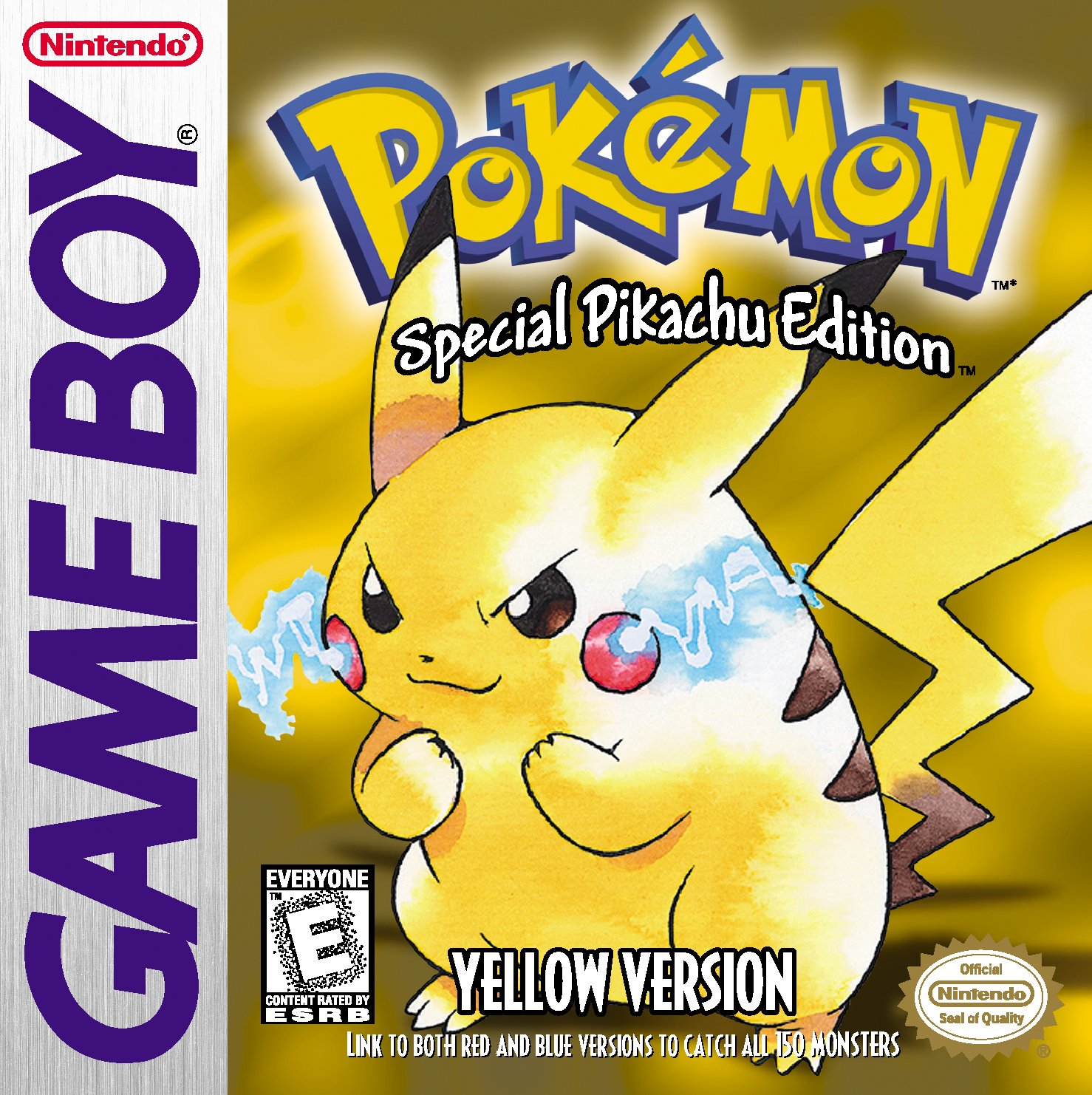 Pokémon Yellow Version - 3DS (Digital Code)