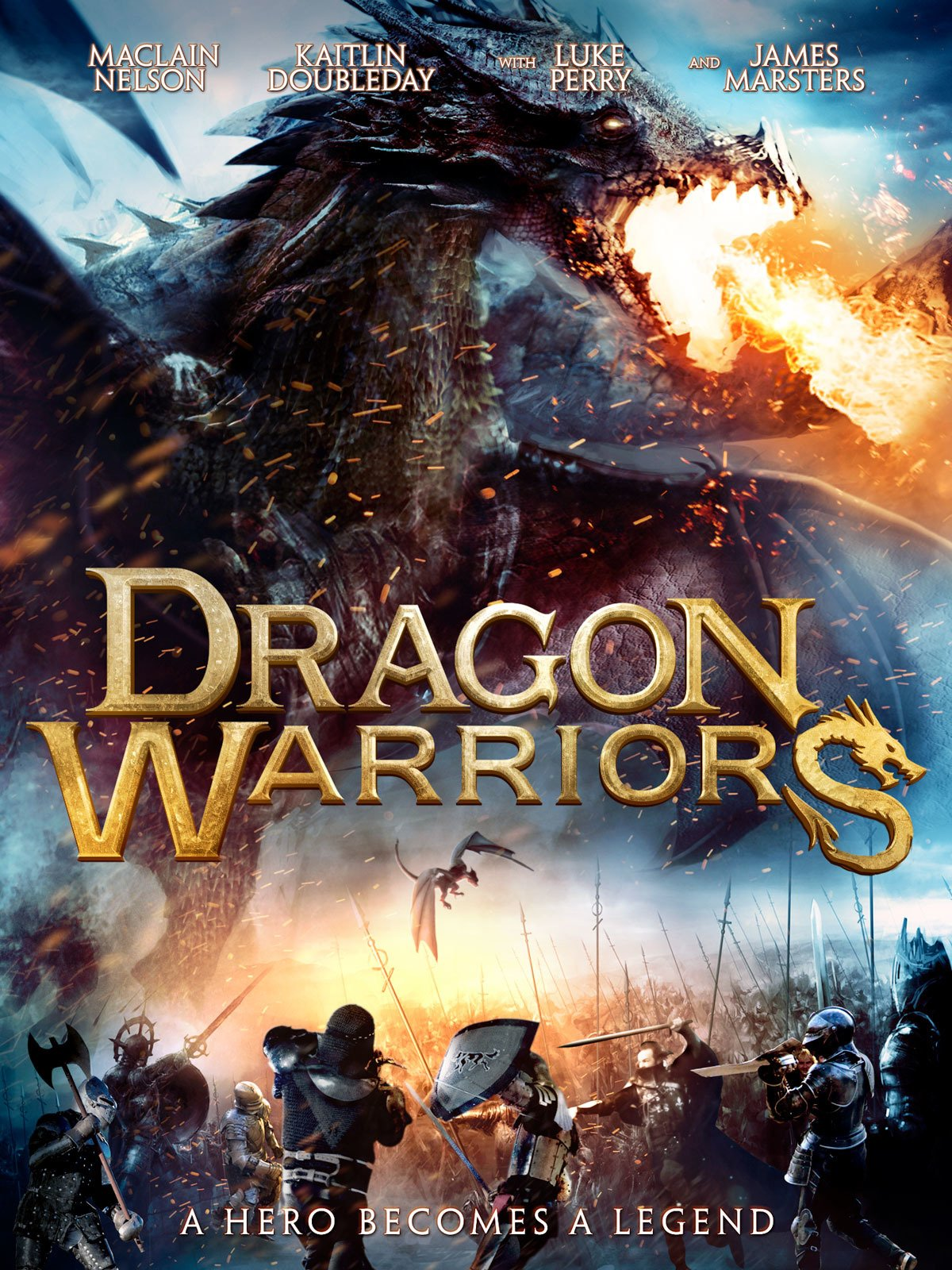 Dragon Warriors on Amazon Prime Instant Video UK