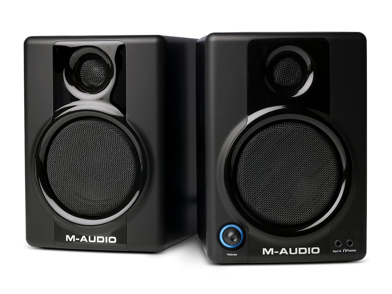 M-Audio Studiophile AV 30 Active Studio Monitor Speakers (Pair)
