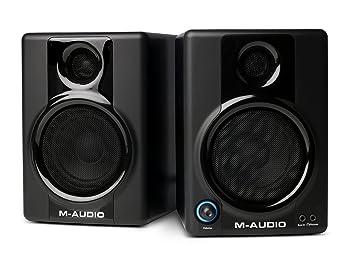 M-Audio Studiophile AV 30 Active Studio Monitor Speakers