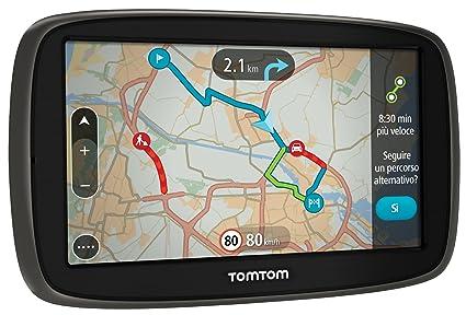 TomTom GO 50 (5 pouces) Europe 45 Cartographie et trafic à vie (1FC5.002.01)