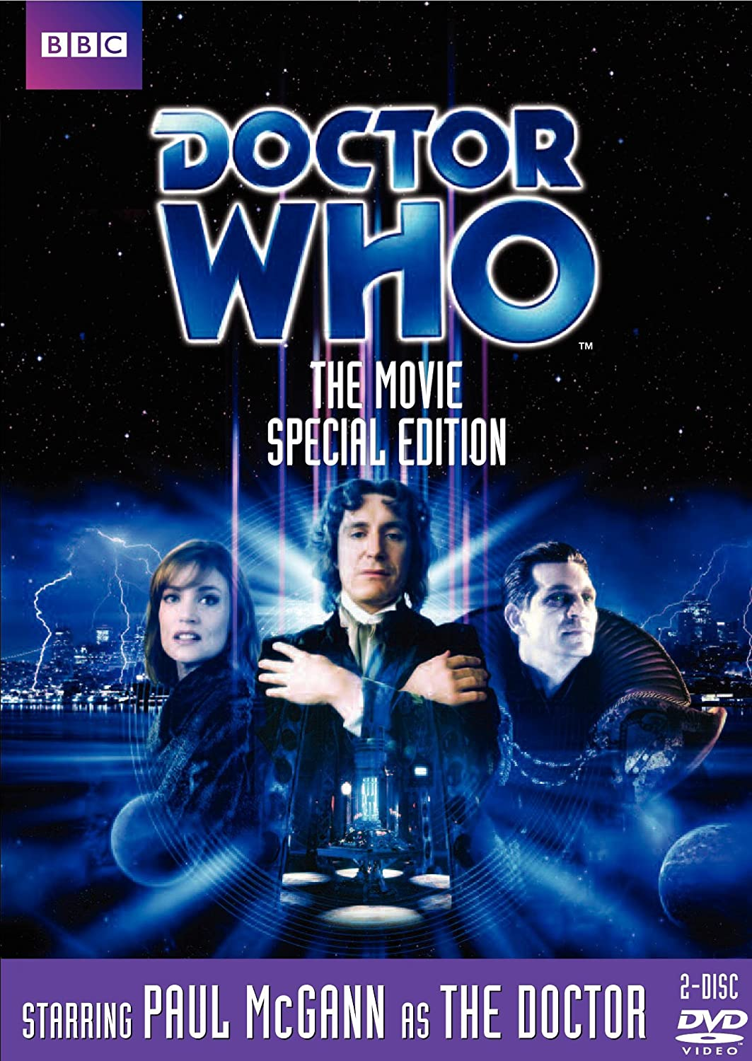 Amazon com Doctor Who The Doctor Who Movie 2013