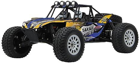 Jamara - 053292 - Maquette - Camion - Dakar 1:10 Bl Lipo Desert Buggy - 13