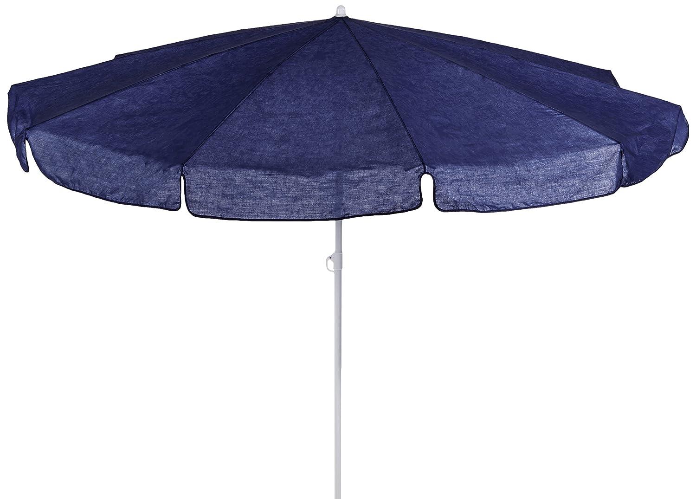 beo 120913 Sonnenschirm, Durchmesser 200 cm, dunkelblau günstig online kaufen
