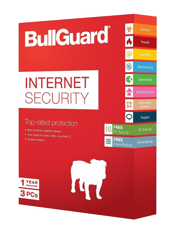 نرم افزار امنیتی بولگارد BullGuard Internet Security 2016 16.0.311.2