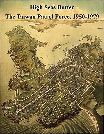 High Seas buffer : The Taiwan Patrol Force, 1950-1979