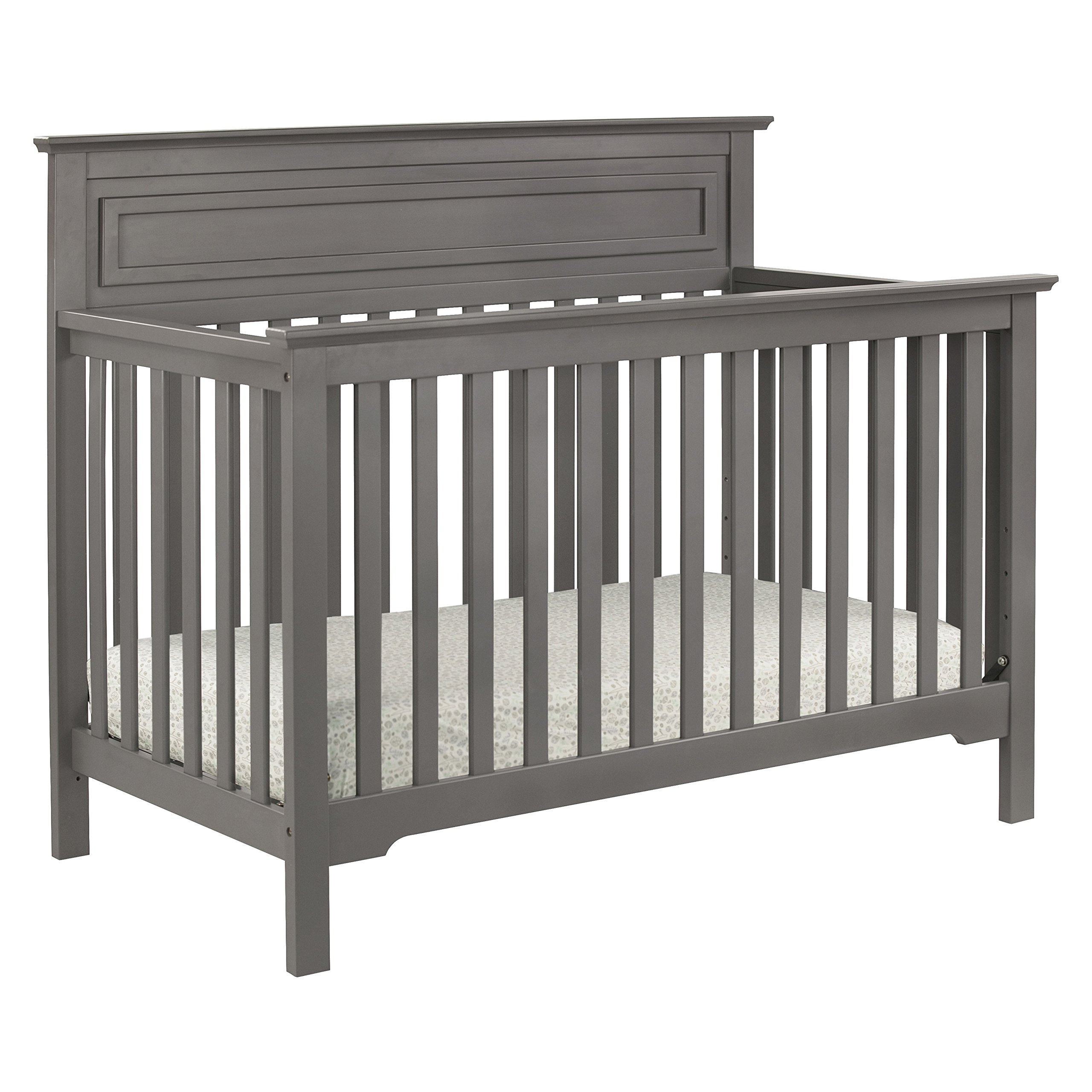 baby furniture converts to toddler bed daybed and full size bed ebay. Black Bedroom Furniture Sets. Home Design Ideas