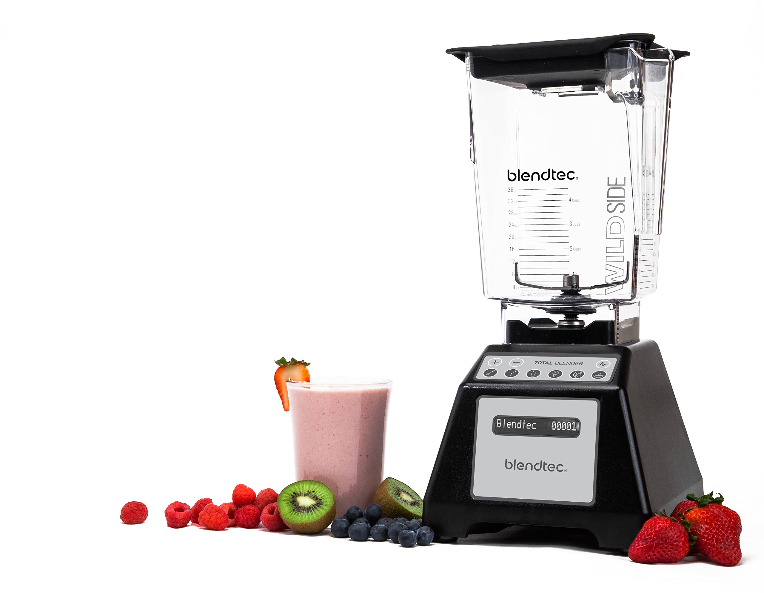 TB 621 25 Owners Manual | Blender | Smoothie