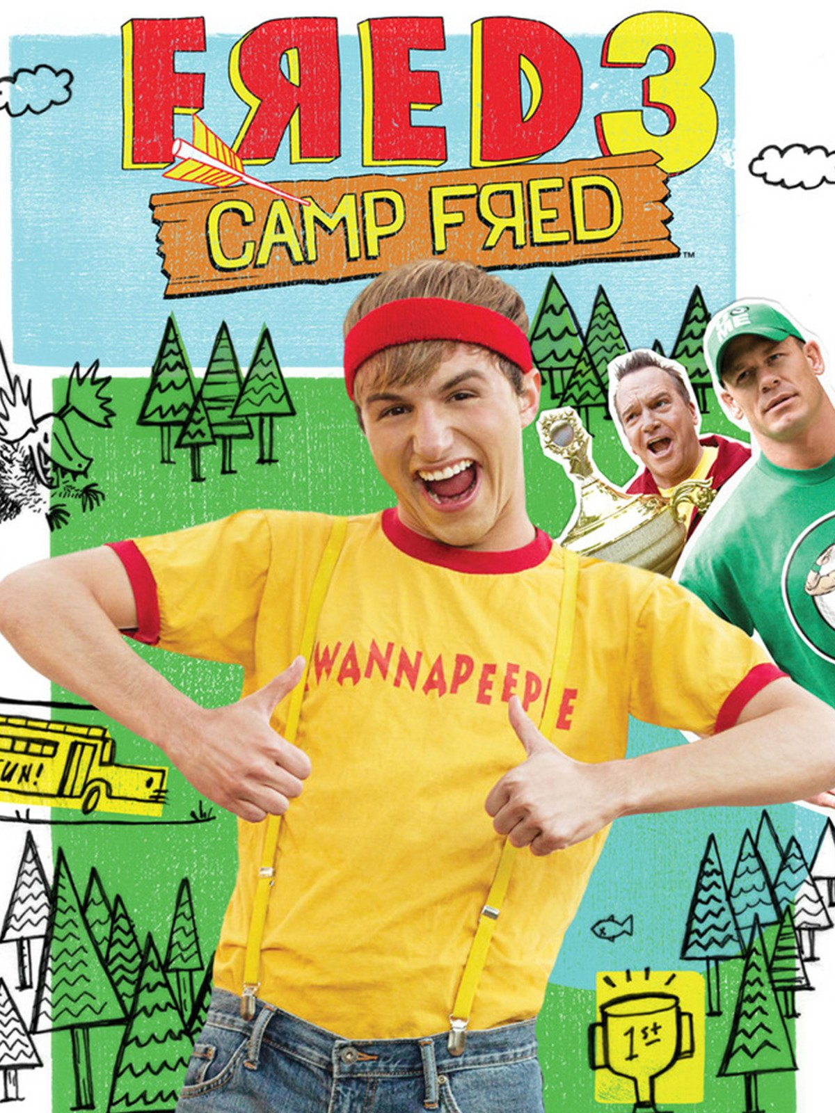 Fred 3: Camp Fred on Amazon Prime Video UK