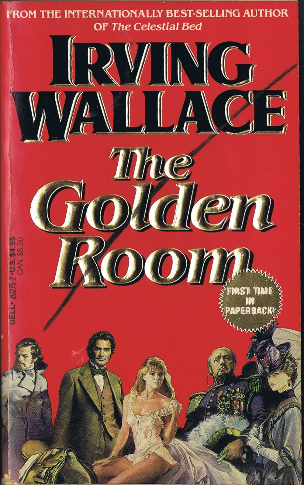 The Golden Room - Irving Wallace