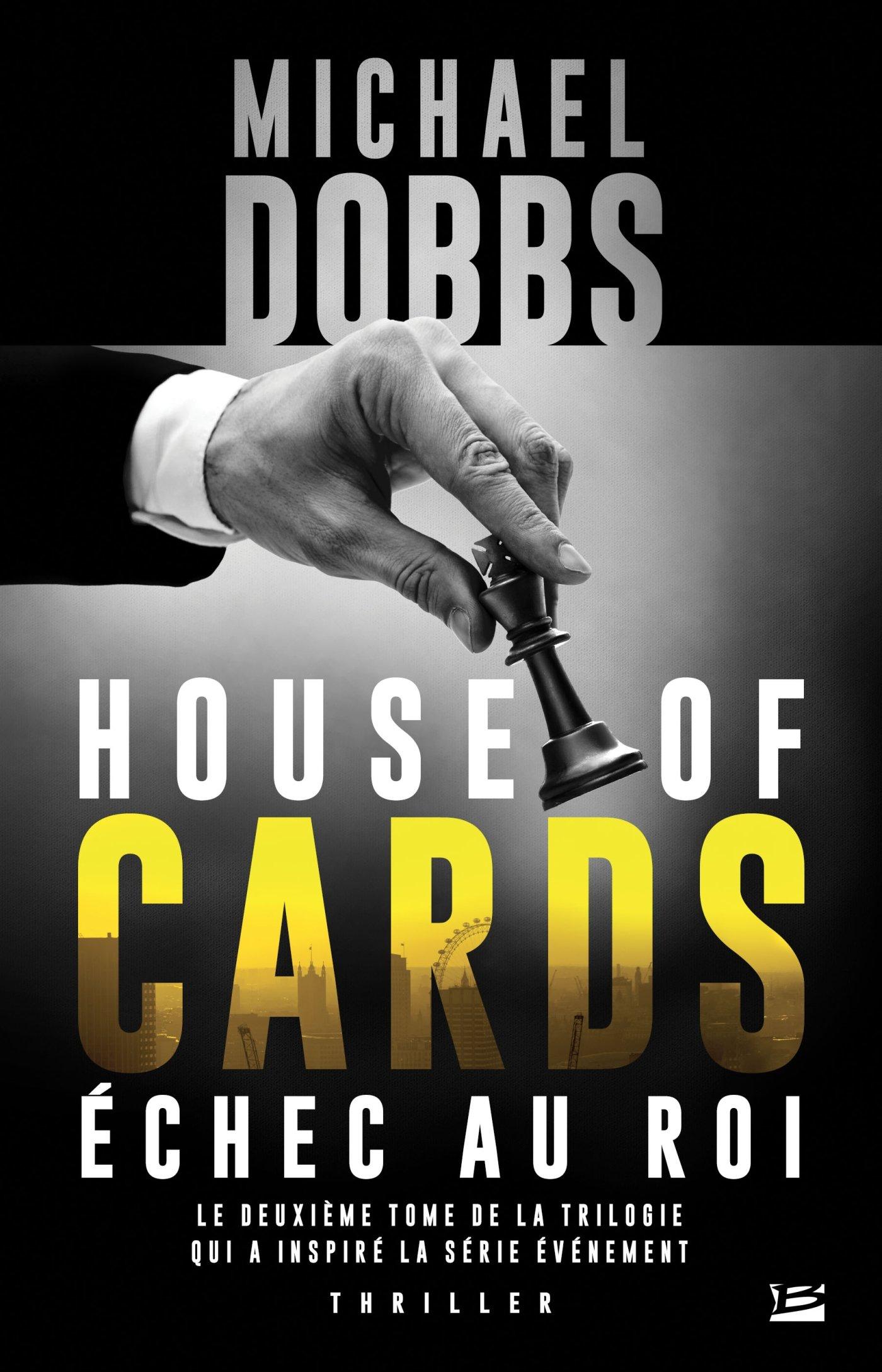 House of cards Tome 2 : Échec au roi 81tBCKOsOPL