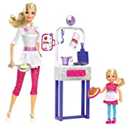 Barbie I Can Be Pancake Chef Doll Playset