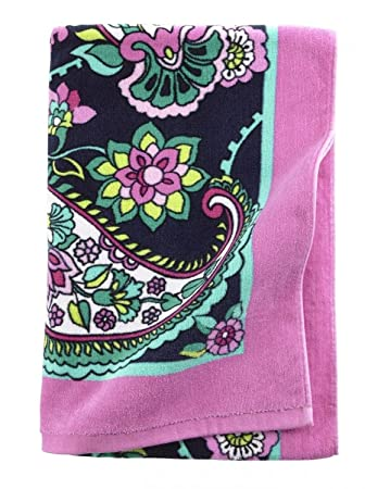 Vera Bradley Beach Towel (Petal Paisley)