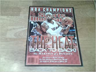 SPORTS ILLUSTRATED--MIAMI HEAT 2012 CHAMPIONS--COMMEMORATIVE ISSUE (Sports Illustrated)
