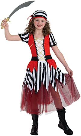 Playful Pirate Costumes