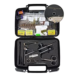 fly tying kit gift idea